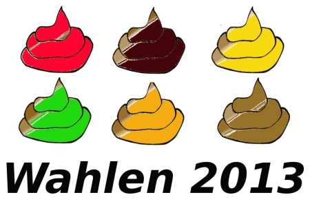 Einspruch zur vergangenen Bundestagswahl 2013