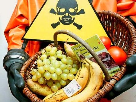 Obst und Gemüse welches man meiden sollte