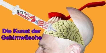 Die Kunst der Gehirnwäsche
