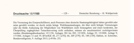 Bundestag lehnt Einspruch zur Bundestagswahl ab-2