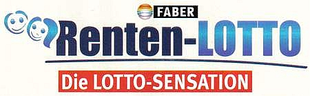 Faber Renten Lotto Test