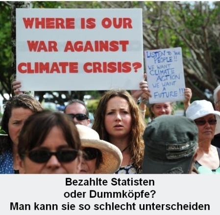 Klimaschwindel erreicht neuen Höhepunkt 2
