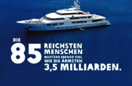 Reichtum und Armut steigen in Deutschland