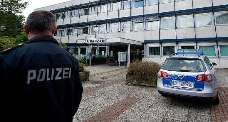 Tödliche Gewalt in deutschen Ämtern