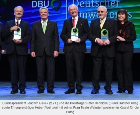 Auszeichnung für das Anleiern eines Billionenbetruges an der Bevölkerung