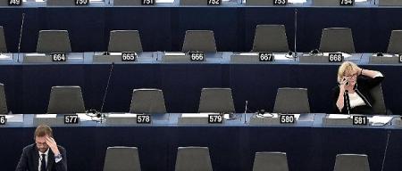 Neues von der Selbstbedienung - Pensionen für EU-Abgeordnete steigen um 423,5 Prozent