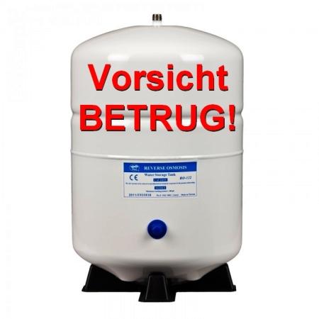 Wasserfilter - Umkehrosmosefilter - vorsicht betrug
