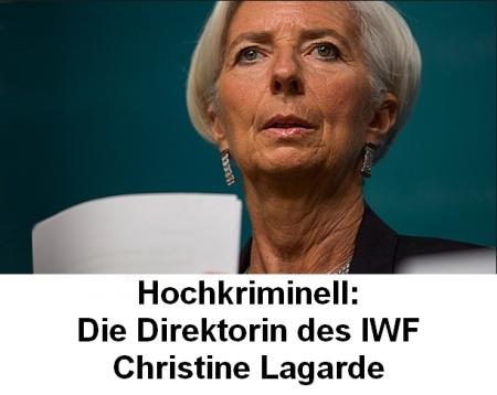 Weltmacht IWF – Chronik eines Raubzuges.