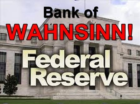 101 Jahre Finanzverbrechertum sind genug