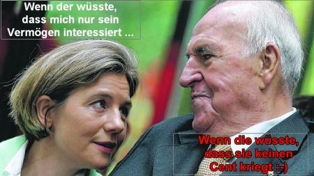 Helmut Kohl und Maike Kohl-Richter 2