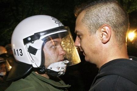 Respekt vor Polizisten schwindet mehr und mehr 2
