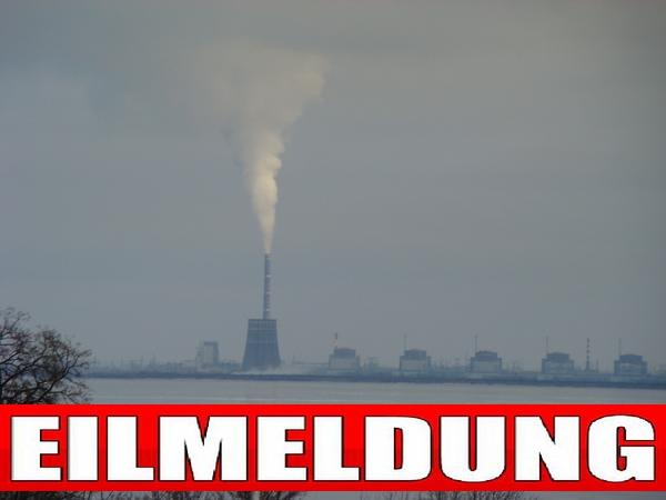 Atomarer Vorfall in der Ukraine