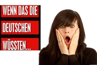 Wenn das die Deutschen wüssten -Betrifft jede und jeden - Wenn die Deutschen wüssten was ihnen so alles zusteht...0