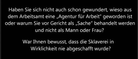 Betrifft jede und jeden - Wenn die Deutschen wüssten was ihnen so alles zusteht...3
