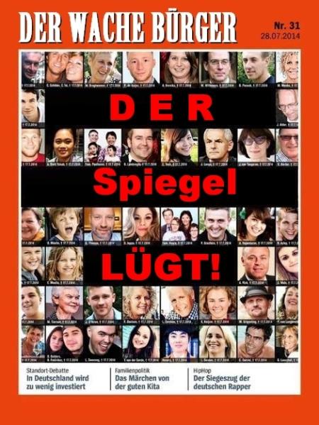 Der Spiegel - Der Wache Bürger