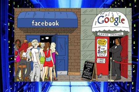 Facebook gefährlicher als Google