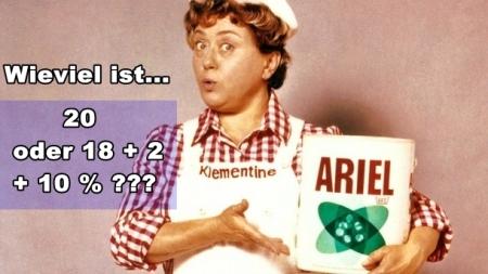 Ariel und die Grundrechenarten