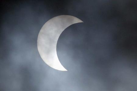 Sonnenfinsternis am Freitag den 20. März 2015