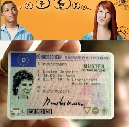 Fahrerlaubnisbehörde ohne Wissen