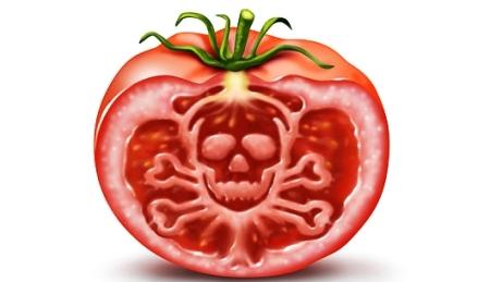 Giftstoffe in Obst und Gemüse