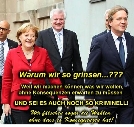 Dei deutsche Scheinbundesregierung - 3