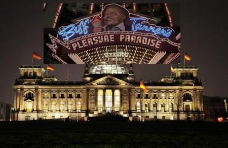 Der Reichstag ist ein Schauspielhaus