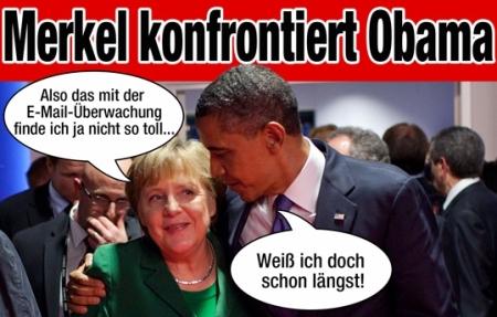 Heute schon Angela Merkel verklagt 1