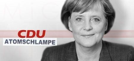 Heute schon Angela Merkel verklagt