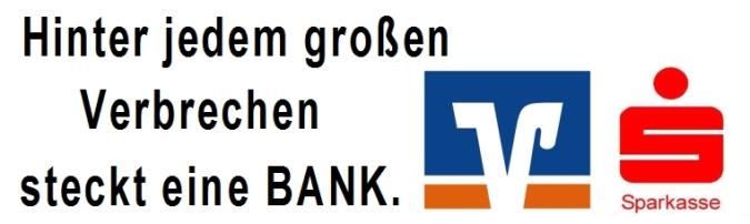 Banken und Sparkassen sperren Konten... einfach so