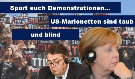 Die Konzernschutzabkommen TTIP TISA und CETA bedrohen die Menschheit - Teil 2