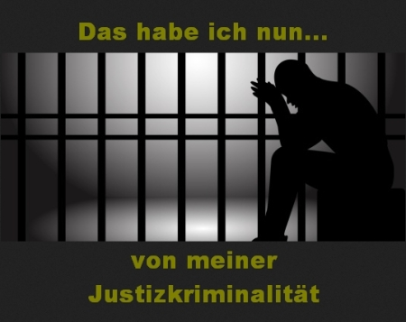 Rechtsbankrott - Richter massiv strafverdächtig..