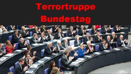 Terrortruppe Bundestag