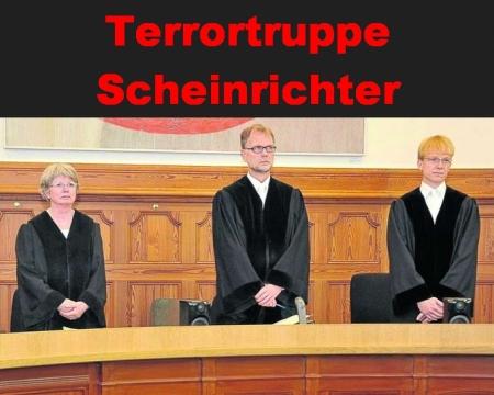 Terrortruppe Scheinrichter