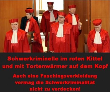 Bundesgerichtshof ohne Unterschrift..
