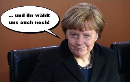 Wie die deutsche Bevölkerung getäuscht wird – Teil 4 .
