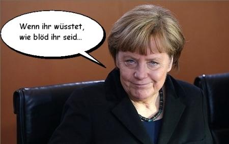 Wie die deutsche Bevölkerung getäuscht wird - Teil 1