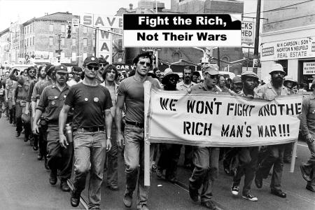 Die sogenannte Elite verliert die Kontrolle.