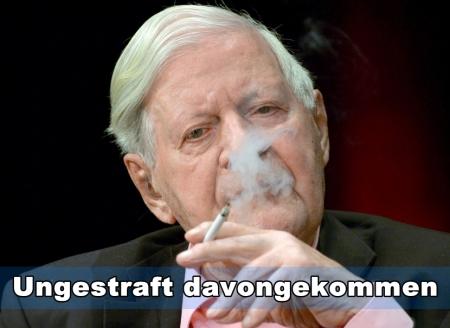 Die unerträgliche Lobhudelei um Helmut Schmidt
