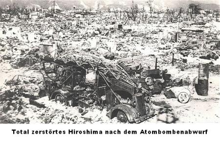 Was wissen Sie eigentlich über Kernkraftwerke und Atombomben