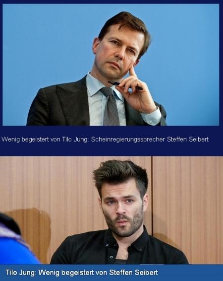 Bundespressekonferenz -Schelte an die Journalisten
