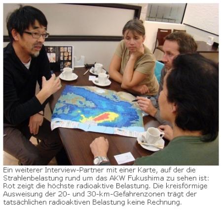 Das Reaktorunglück von Fukushima und die Folgen...