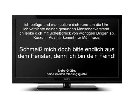 Russisches TV entlarvt deutschen Lügen-Sender ZDF (schon wieder)..............