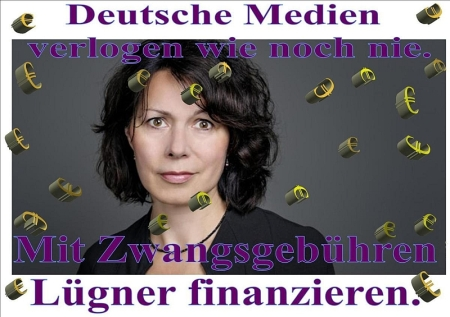 Russisches TV entlarvt deutschen Lügen-Sender ZDF (schon wieder)....