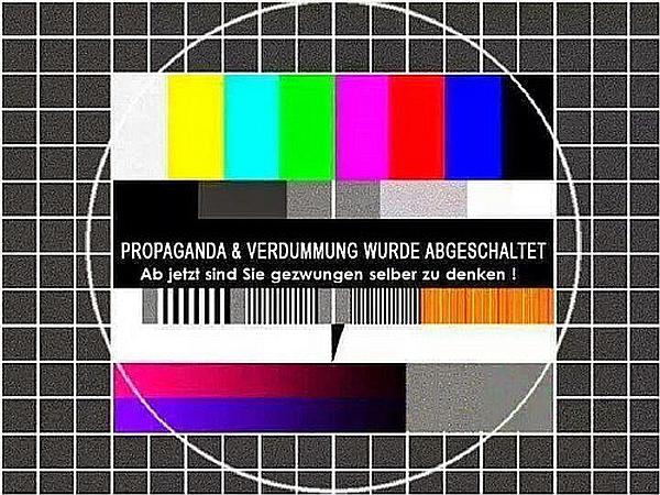 Russisches TV entlarvt deutschen Lügen-Sender ZDF (schon wieder)...