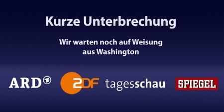 Russisches TV entlarvt deutschen Lügen-Sender ZDF (schon wieder)..