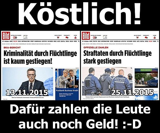 Russisches TV entlarvt deutschen Lügen-Sender ZDF (schon wieder)......
