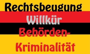 Menschenjagd der BRD-KZ-Justiz.