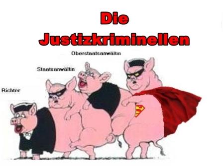 Menschenjagd der BRD-KZ-Justiz