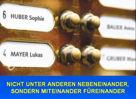 Die Macht des WIR..
