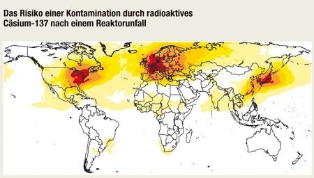 Super-GAU in Europa immer wahrscheinlicher.